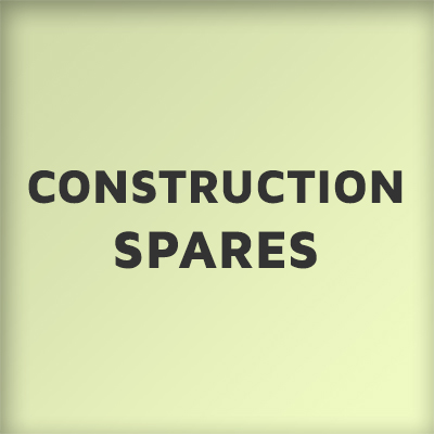Construction Spares