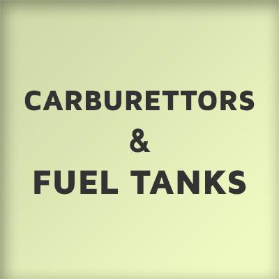 Carburettors and Fuel Tanks