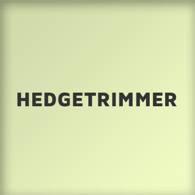 Hedgetrimmer